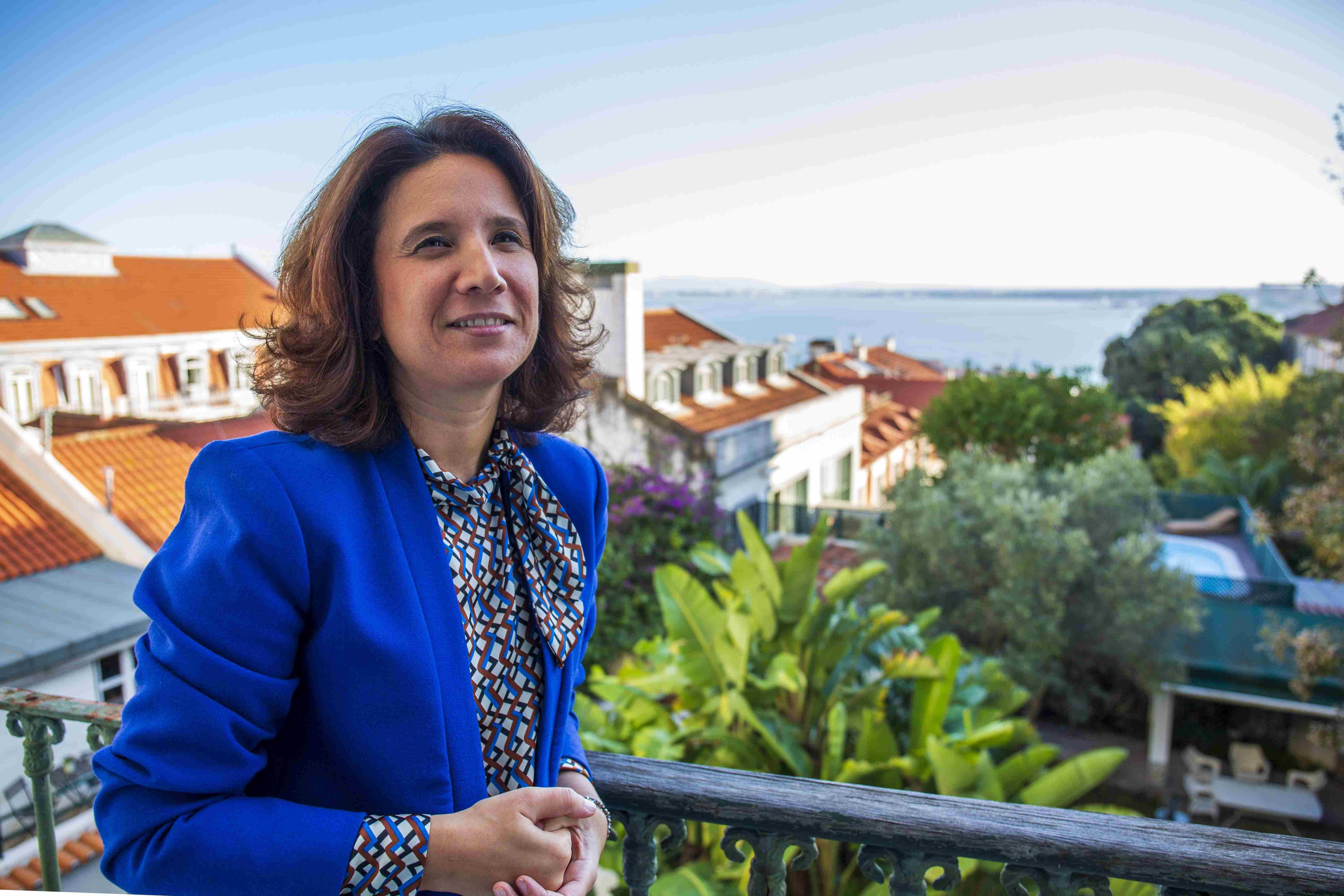 Secretária de Estado do Turismo