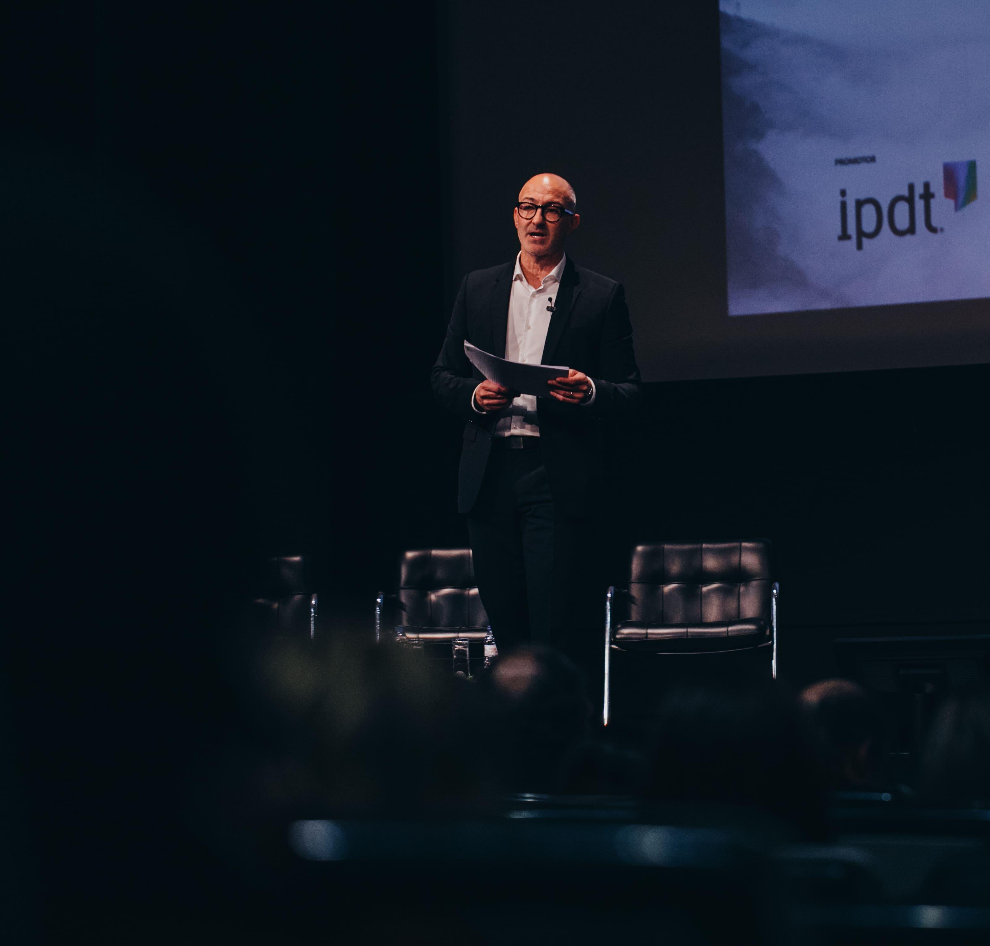 IPDT - Instituto de Planeamento e Desenvolvimento do Turismo